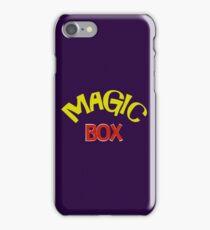 Magic Box - Buffy the Vampire Slayer iPhone Case/Skin