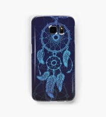 Dream catcher, feathers and beads Samsung Galaxy Case/Skin
