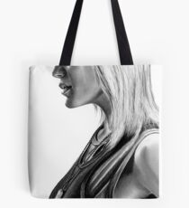 Nothing But The Rain. Tote Bag