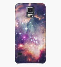 The Universe under the Microscope (Magellanic Cloud) Case/Skin for Samsung Galaxy