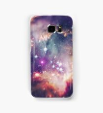 The Universe under the Microscope (Magellanic Cloud) Samsung Galaxy Case/Skin