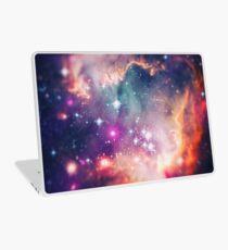 The Universe under the Microscope (Magellanic Cloud) Laptop Skin