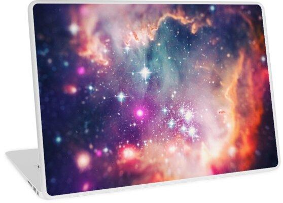 «El universo bajo el microscopio (Nube de Magallanes)» de badbugs
