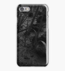 B&W Grass iPhone Case/Skin