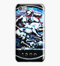 St George & The Dragon iPhone Case/Skin