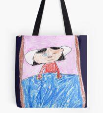 OG Annoyed Sleeping girl - ABC '14 Tote Bag