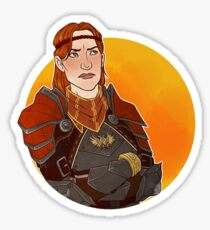 Captain of the Guard Sticker