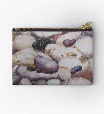 Beach Stones Studio Pouch