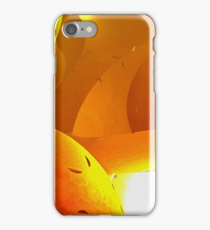 molecules of the sun iPhone Case/Skin