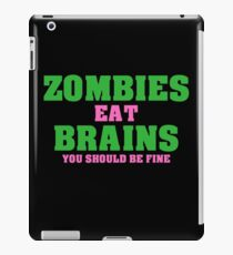 Zombies iPad Case/Skin