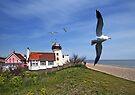 Aldeburgh Windmill by Nigel Bangert