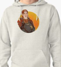Captain of the Guard Pullover Hoodie
