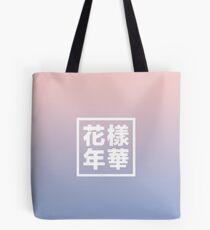 BTS + Pantone Tote Bag