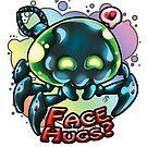 Face Hugs? by MagickDream