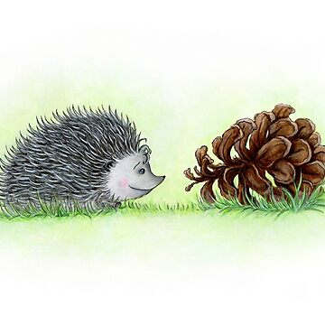 Spiky Duo by OzureFlame