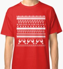 spiderman christmas Classic T-Shirt