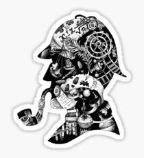 Mr. Holmes Sticker