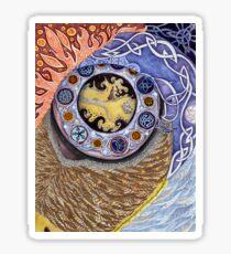 Eye of Achill Sticker