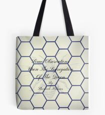 Second Book by Sherlock Holmes during retirement Tote Bag