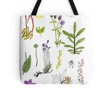 Herbarium / Herbier #2 Tote Bag