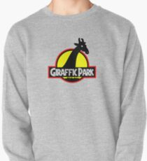 Giraffic Park Pullover