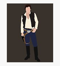 Han Solo 1 Photographic Print