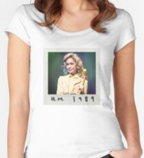 hm 1989 Women's Fitted Scoop T-Shirt
