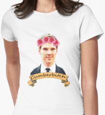 Cumberbitch shirt Women's Fitted T-Shirt