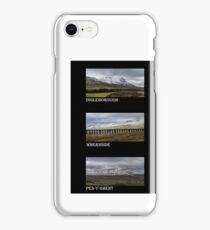 3 Highest Peaks Of The Yorkshire Dales iPhone Case/Skin