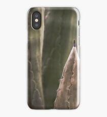 Agave americana iPhone Case/Skin