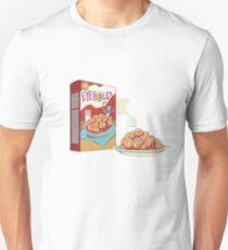 rick and morty eyeholes Unisex T-Shirt
