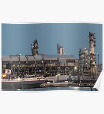 Shipping Industry Poster