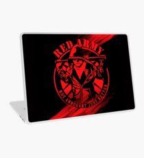 RED ARMY Laptop Skin