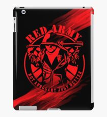 RED ARMY iPad Case/Skin