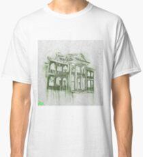 Beware Hitchhiking Ghosts Classic T-Shirt