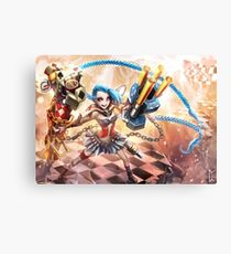 Ace of Spades Jinx Canvas Print