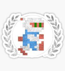 Bomberman - Sprite Badge Sticker