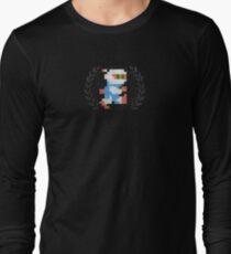Bomberman - Sprite Badge Long Sleeve T-Shirt