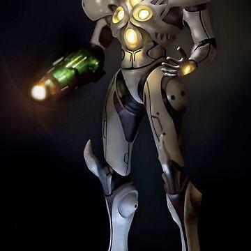 Metroid Prime 2 by BradBailey