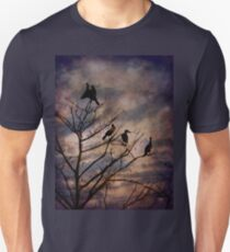 Cormorants at Twilight T-Shirt