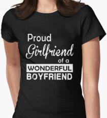 PROUD GIRLFRIEND OF A WONDERFUL BOYFRIEND T-Shirt