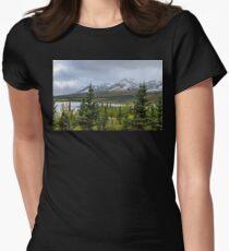 Alaska Mountain Range View T-Shirt