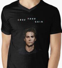 lose your mind -stiles- Men's V-Neck T-Shirt