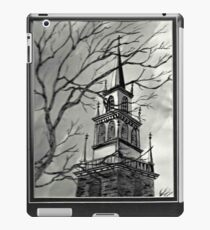 Church Pen and Ink  iPad Case/Skin