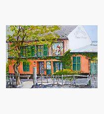 Au Lapin Agile, Montmartre, Paris Photographic Print