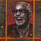 Ray Charles by RayStephenson