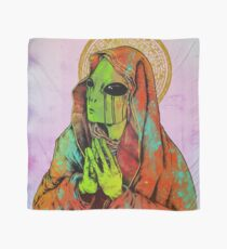Alien zu beten Tuch