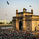 The Gateway of India by Benno