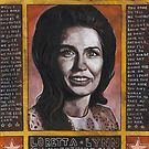 Loretta Lynn by RayStephenson