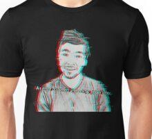 """ERROR"" Glitched Jacksepticeye Design Unisex T-Shirt"
